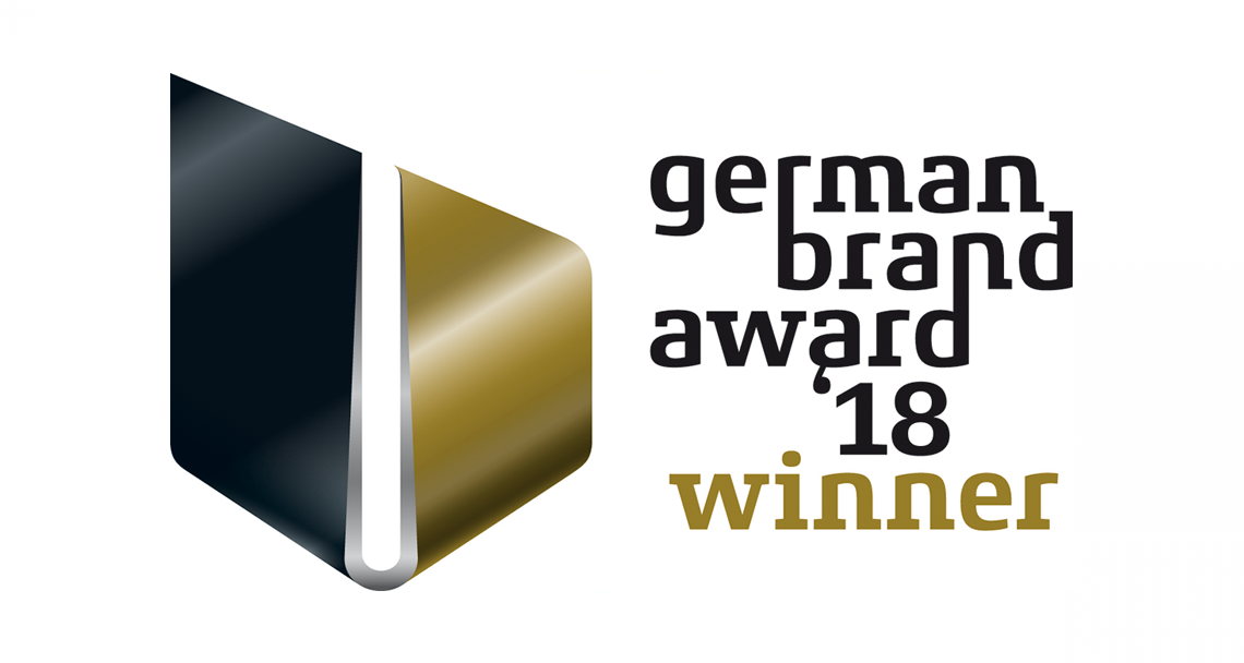 German Brand Award Winner 2018